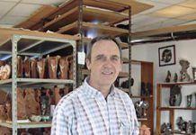 José Ramón Lobato, Artesano ceramista