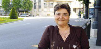 Nely López Cuevas, colaboradora del CeCodet