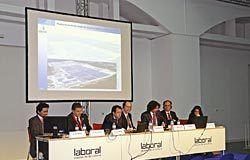 Día Marítimo Europeo en La Laboral