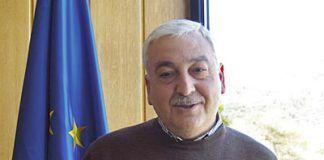 José Ramón García Sáiz. Alcalde de Ribera de Arriba