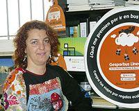 Nieves Moreno, responsable del Departamento de Medio Ambiente de