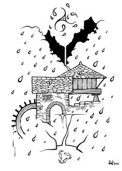 El agua y Asturias