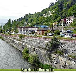 Polígono Barrio de Gonzalín (Mieres)