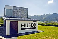 Museo Prerrománico de Santianes, Pravia
