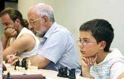 Campeonato de ajedrez organizado por el Club Valdesva