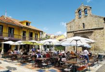 Plaza del Carbayo, Avilés