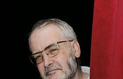 Juan Bonifacio Lorenzo, director de la Filmoteca de Asturias