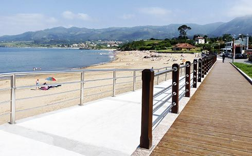 Playa La Isla (Colunga)