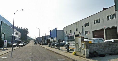 Polígono Industrial de Guadamía (Ribadesella)