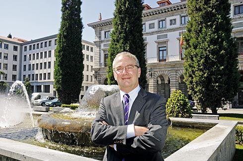 José Luis Alvarez, Director del Servicio Público de Empleo de Asturias.