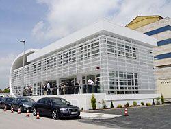 Nuevo Centro de Servicios en Silvota (Llanera)