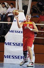 Fernando Romay, ex jugador de baloncesto