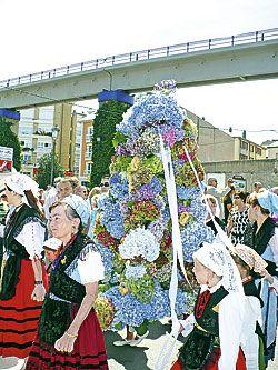 Procesión de Nuestra Señora de la Barca