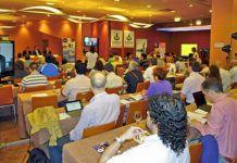 Foro E-commerce celebrado en Gijón el pasado mes de julio.