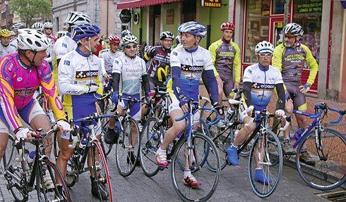 Marcha Cicloturística Clásica del Sella