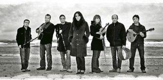 Grupo folk Corquiéu