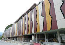 Museo de las Cuevas de Tito Bustillo en construcción