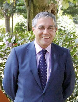 José Antonio Noval, alcalde de Siero