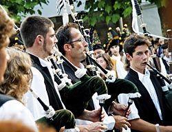 Festival Intercéltico, en agosto en Tapia de Casariego.