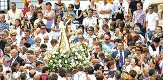 Fiestas del Carmen, en julio en Tapia de Casariego
