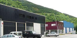 Polígono Industrial de Tebongo, Cangas del Narcea