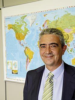Alberto Robles, el Director de Asturex