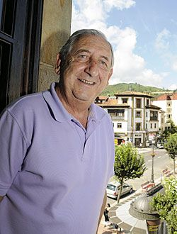 Alfredo García Álvarez, Alcalde de Cangas de Onís