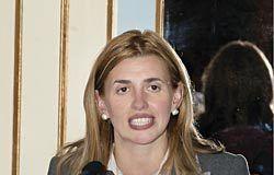 Eva Pando, directora del Centro Europeo de Empresas e Innovación del Principado de Asturias (CEEI)