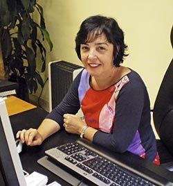 Angeles Alvarez, Directora de FICYT