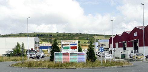 Polígono Industrial de La Curiscada.
