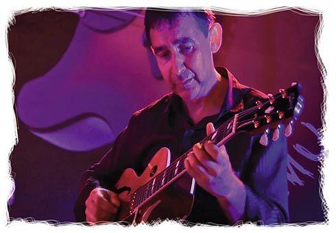 Alfredo Morán. Compositor y guitarrista