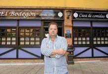 Miguel Angel de Dios. Miembro de la Junta Directiva de Hostelería de Asturias y Delegado de la Junta Local de Oviedo
