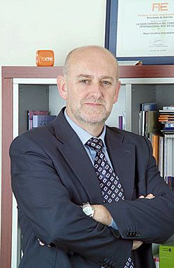 Pablo Priesca Balbín, Director General de CTIC Centro Tecnológico.