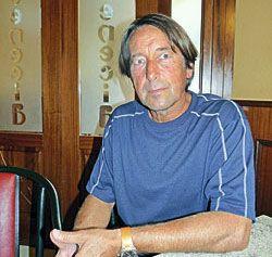 Pablo Prida, Presidente de la Sociedad Micológica Peu de Llobu.