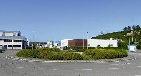 Polígono Industrial de Somonte (Gijón)