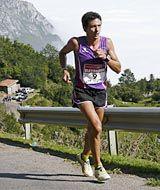 Ricardo Mayordomo. Atletas Populares de Valladolid. Segundo puesto en la Carrera Pedestre 2010-Categoría masculina