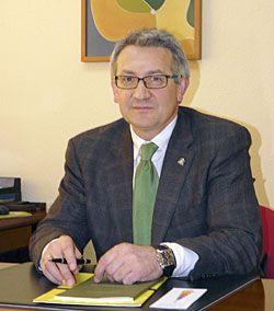 Santiago García Granda. Vicerrector de Investigación de la Universidad de Oviedo.