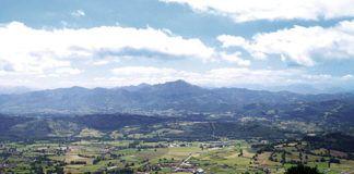 Vista general del Valle de Sariego