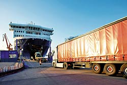 La Autopista del Mar Gijon-Nantes supera las expectativas