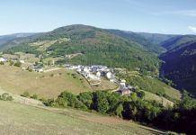 Vista general de Taramundi