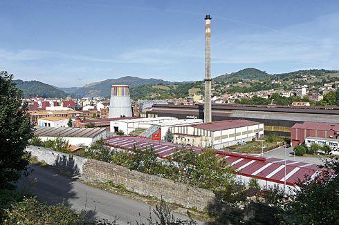 Ciudad Industrial de Valnalón (Langreo)