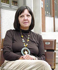 Marta Pérez. Directora Gerente de la Ciudad Tecnológica Valnalón.
