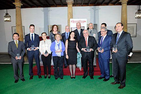 Premios revista 'ejecutivos' en Asturias. Foto: 'ejecutivos'
