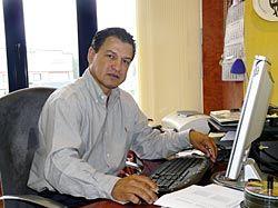 Diego Vélez, Presidente de APIA