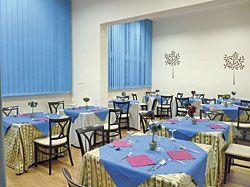 Comedor del Restaurante El Hogar (Riosa)