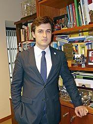 José Mª Pérez, Teniente Alcalde y Concejal de Promoción Económica e Innovación del Ayuntamiento de Gijón.