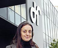 Paloma Fernández, coordinadora de I+D de Duro Felguera.