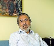 Carlos Gutiérrez Blanco, director del INCAR (Instituto Nacional del Carbón)