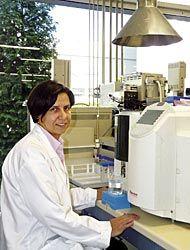 Isabel González, reponsable de Departamento I+D+i de Reny Picot