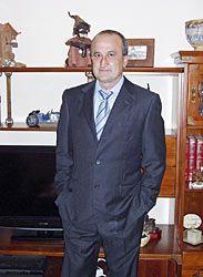 José Manuel Suárez González, Concejal de Urbanismo e Industria del Ayuntamiento de Morcín